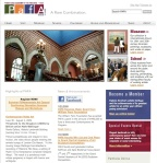 PAFA home page