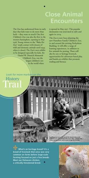 Zoo history trail 12