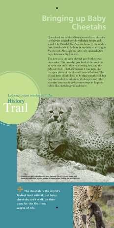 Zoo history trail 8