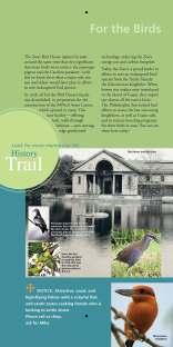 Zoo history trail 9