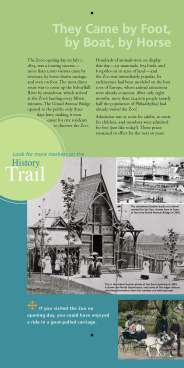 Zoo history trail cover