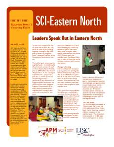 LISC Nov 2010_newsletter cover