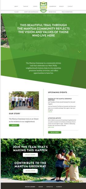 Mantua home page th
